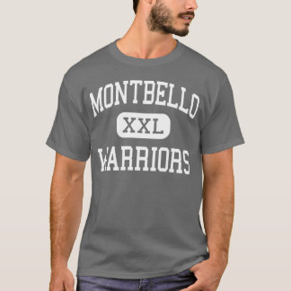 Montbello - Warriors - High - Denver Colorado T-Shirt