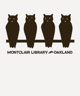 Montclair Library Baseball Tee