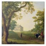 Monte a Kennedy, condado Wicklow, Irlanda, 1785 (a Azulejo Cuadrado Grande