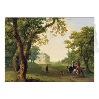 Monte a Kennedy, condado Wicklow, Irlanda, 1785 (a Tarjeta De Felicitación