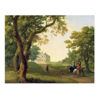 Monte a Kennedy, condado Wicklow, Irlanda, 1785 Postal