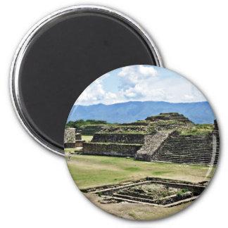 Monte Alban, ANUNCIO 1500 BC-750 Imán De Frigorífico