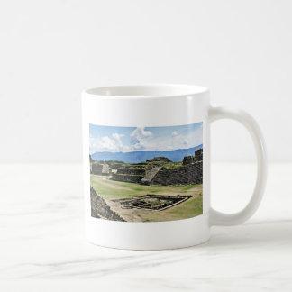 Monte Alban, ANUNCIO 1500 BC-750 Taza