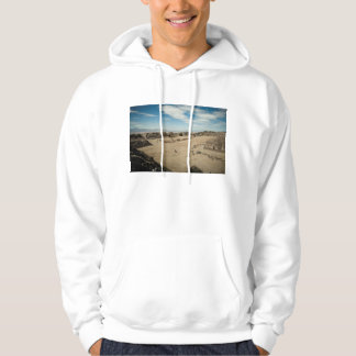 Monte Alban Hooded Pullover