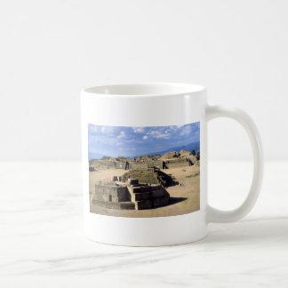 Monte Alban Oaxaca Coffee Mugs