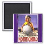 Monte Carlo Bathing Beauties Magnet