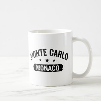 Monte Carlo Coffee Mugs