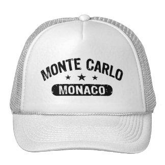 Monte Carlo Gorros Bordados