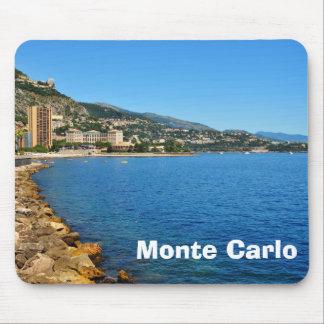 Monte  Carlo in Monaco Mouse Pad