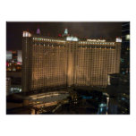 Monte Carlo Las Vegas December 2011 Poster