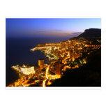 Monte Carlo, Mónaco Postales