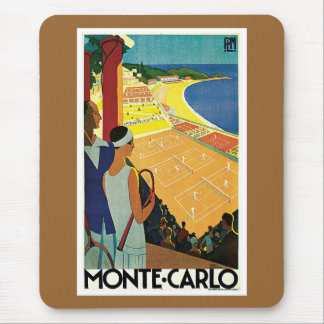Monte Carlo Mouse Pad
