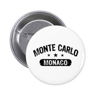 Monte Carlo Pin Redondo 5 Cm