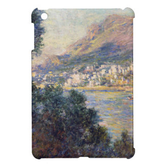 Monte Carlo Seen from Roquebrune by Claude Monet iPad Mini Covers