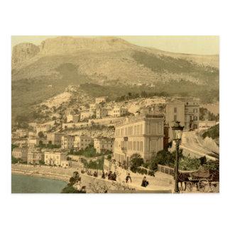 Monte Carlo - Waterfront Postcard