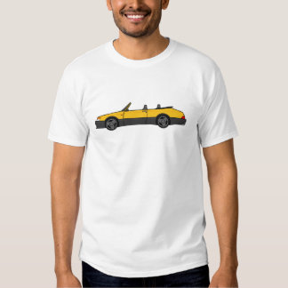 Monte Carlo Yellow 900 turbo convertible T Shirts