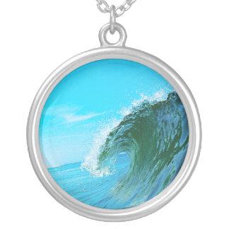 Monte el collar de la onda