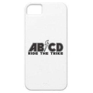Monte el Trike iPhone 5 Carcasas