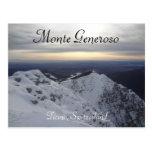 Monte Generoso, postal suiza de Tesino - montañas