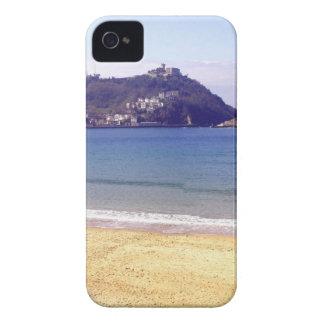 Monte Igueldo in Donostia - San Sebastian iPhone 4 Cover