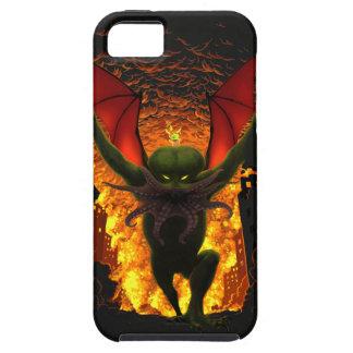 Monte la caja del iPhone 5 de la apocalipsis Funda Para iPhone 5 Tough