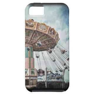 Monte la caja del teléfono del cielo iPhone 5 carcasas
