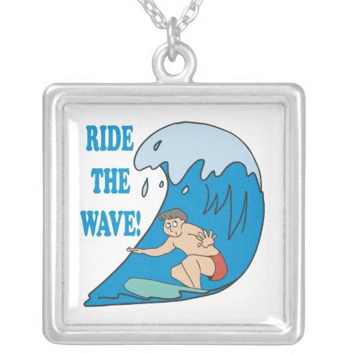 Monte la onda grimpolas personalizadas