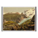 Monte Rosa and Hotel Schwarzsee, Valais, Alps of, Cards
