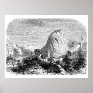 Monte San Salvador Póster