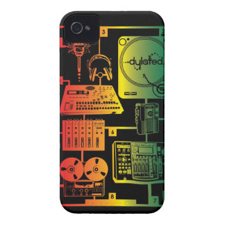 Monte su reggae de la prisa Case-Mate iPhone 4 coberturas