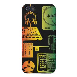 Monte su reggae de la prisa iPhone 5 carcasas