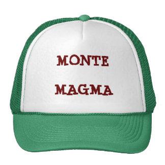Monte Trucker Hat