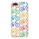 Monte un blanco del iPhone 4S de Marin de la bici iPhone 5 Cobertura