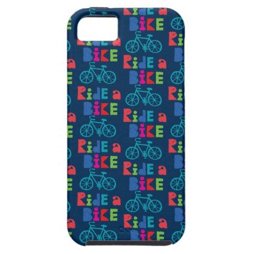 Monte una bici incompleta - el iPhone   5 de la ma iPhone 5 Fundas