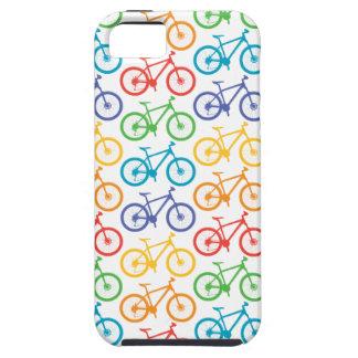 Monte una bici Marin - iphone blanco 5 iPhone 5 Fundas