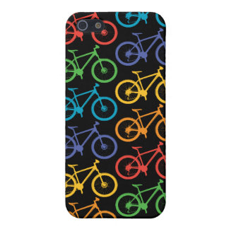 Monte una bici Marin - iphone negro 4S iPhone 5 Carcasas