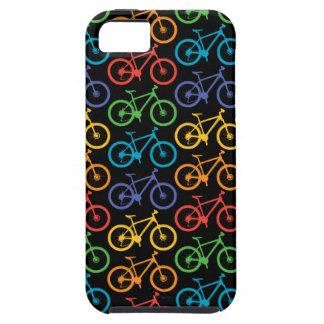 Monte una bici Marin - iphone negro 5 iPhone 5 Carcasa