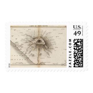Monte Vesuve Postage