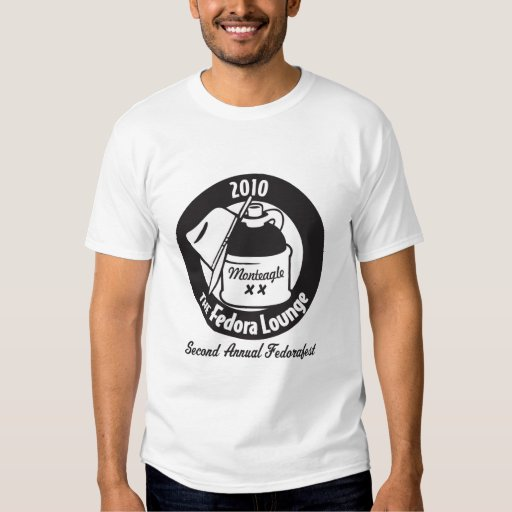 MonteagleShirt_BlackArtOnWhiteShirt Tshirt