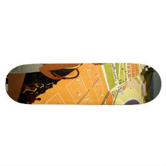 Montecarlo Skateboard Deck