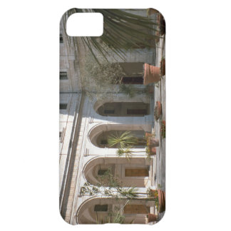 Montecassino Abbey Courtyard iPhone 5C Cover