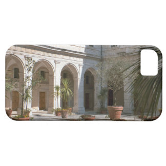 Montecassino, Abbey Courtyard iPhone SE/5/5s Case