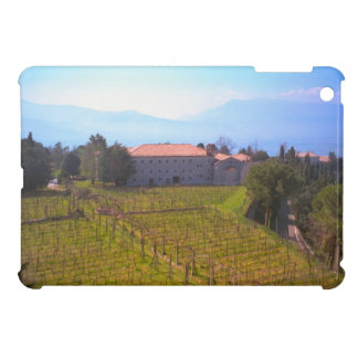 Montecassino, Abbey vinyard Cover For The iPad Mini