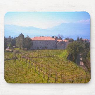 Montecassino, Abbey winery Mousepad