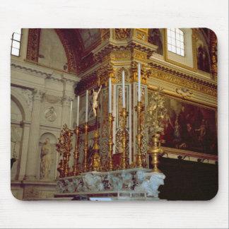 Montecassino, alto altar mousepad