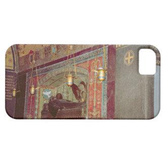 Montecassino, capilla con las lámparas iPhone 5 carcasa