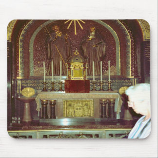 Montecassino, Chapel of reserved sacrament 1 Mouse Pad