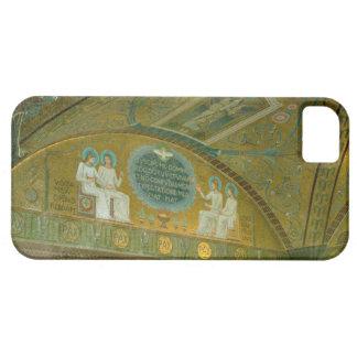 Montecassino, decoración dorada iPhone 5 carcasa