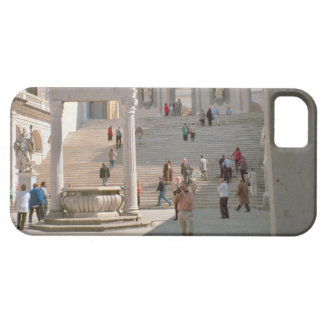 Montecassino In the main courtyard iPhone 5 Cases