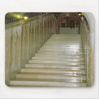 Montecassino, Marble stairs Mousepad